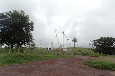 Vientos del Este - Wind Power Plant